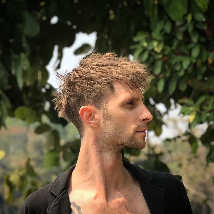 Lubo Jurík, autor knihy Láska k Aziatkám